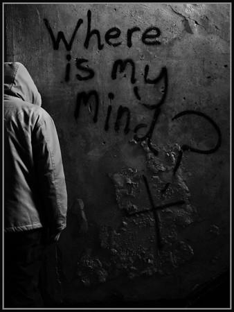 Darren Cottrell - Where is my mind