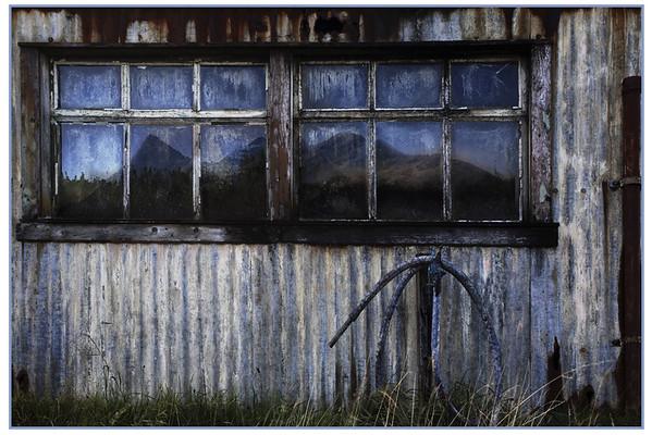 Darren Cottrell - Reflected-cuilens