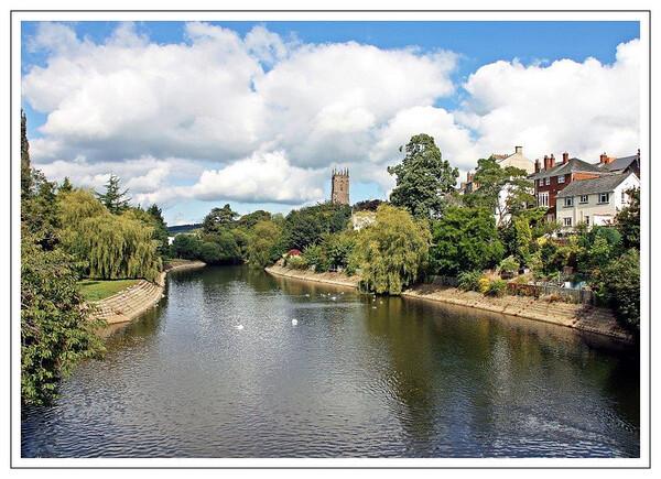 George Hillesdon - Peaceful waters