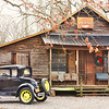 Old Barns & Buildings-Class A-Dave Powers-Christmas Shopping