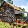 Old Barns & Buildings-Class A-Jim Davis-Auman Barn