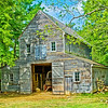 Old Barns & Buildings-Class A-HM-Gene Lentz-Old Plantation Barn