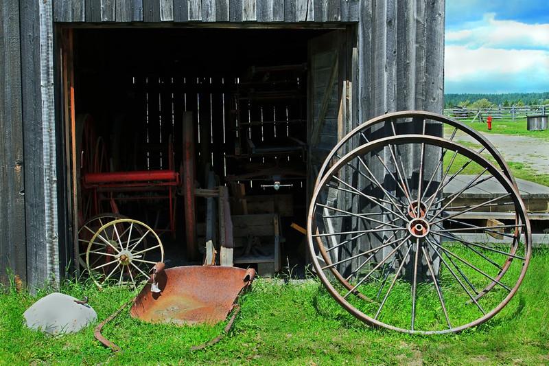 Open-Class A-Gene Lentz-Spare Wheels
