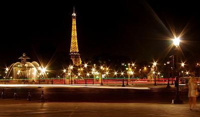 Kath Pieri - Parisian Lights