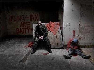 Darren Cottrell - The Killing