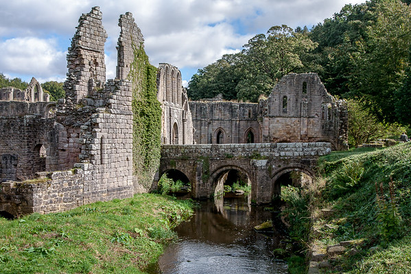 Ralph Fountains Abbey