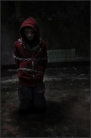 Darren Cottrell - Captive