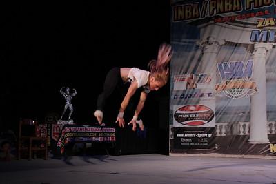 2012 INBA World Fitness Finals