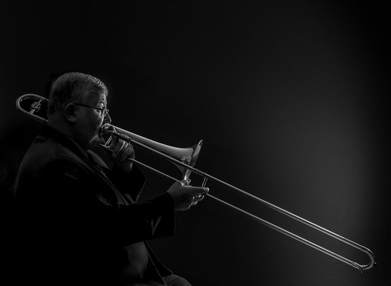 The Trombone Player