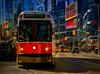 Dundas Square Bus