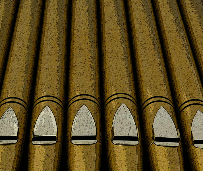 Creative-Class A-Diane McCall-Organ Pipes