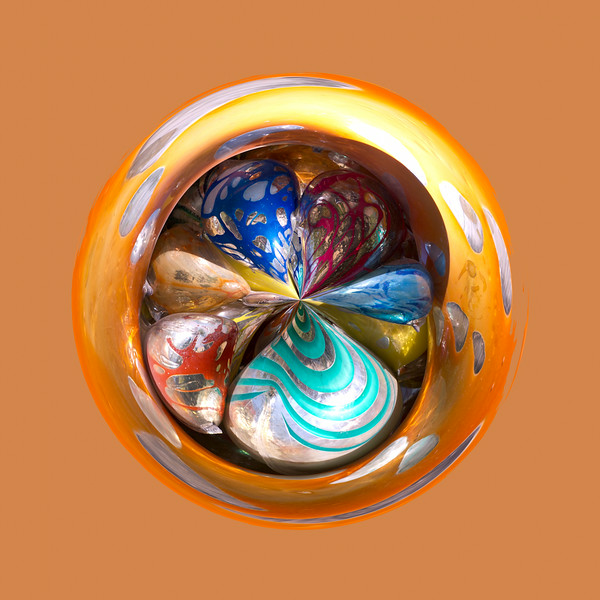 Creative-Class A-Gisela Danielson-Love Child of Chihuly