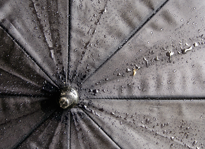 FRH-Class A-Neva Scheve-Umbrella on a Rainy Day