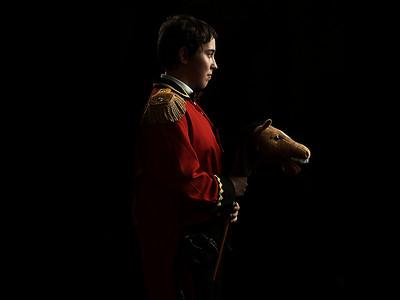 Darren Cottrell - Toy soldier