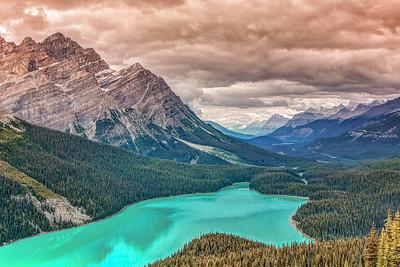 Robert K Turquoise Lake