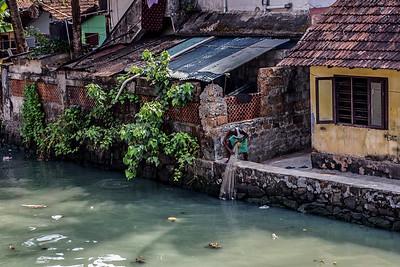 Kath Pieri - Fishing in dirty waters
