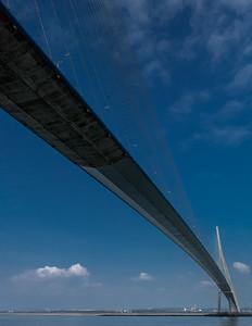 Clive Wade- Pont de Normandie, Honfleur (1 of 1)