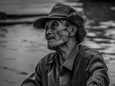 Kath Pieri - Fisherman Hoi-An
