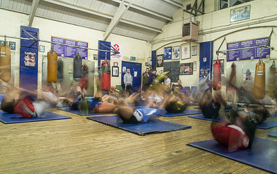 Circuit training for Champions