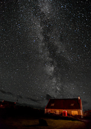 The Milky Way over Boolakeel