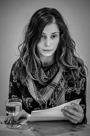 Kath Pieri - The Letter
