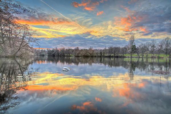 Groveland lake