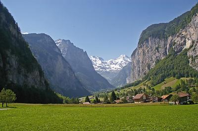 Christine Lauterbrunnen Valley