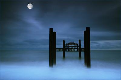 Darren Cottrell Moonlight-shadow