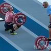 Spealler Giving It His All, Lifting 275 lbs., 1.833 X His Body Weight!