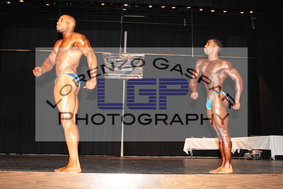 Bodybuilding Open Overall