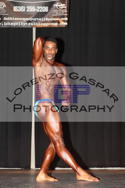 Bodybuilding Men Open Short Class