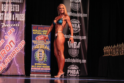 2014 INBA Iron Gladiator