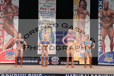 Bodybuilding Females