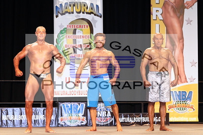 Physique Men Grand Masters & Ultra Masters
