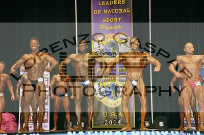 Pro Bodybuilding Men