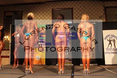 Bikini Divas Open Class