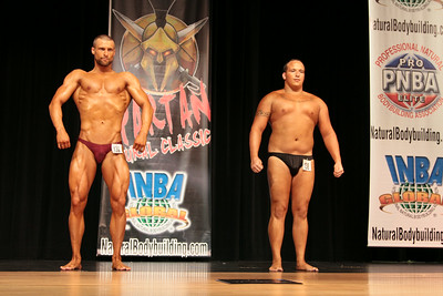Bodybuilding Novice Men Short