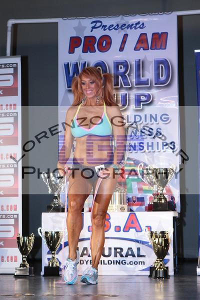 Sports Model Females Masters