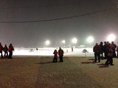 2014 snow mobile races