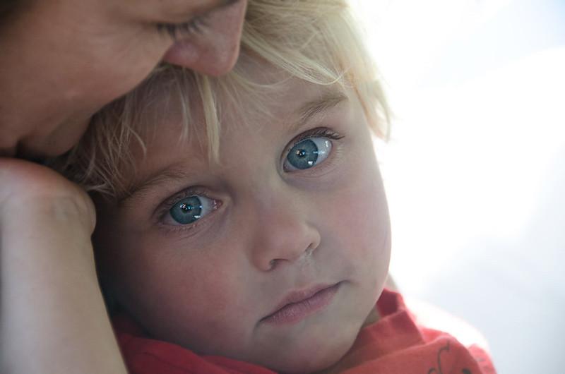 Bright eyes