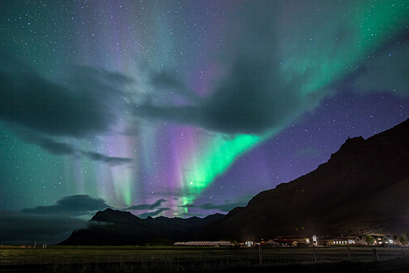 Aurora at Gerdi