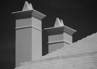 Bermuda Chimneys