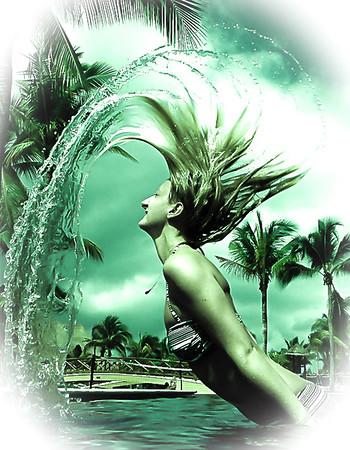 Hair Palm