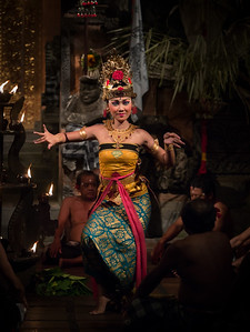 Temple Dancer