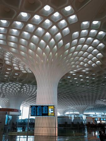 Jane L - Mumbai Airport