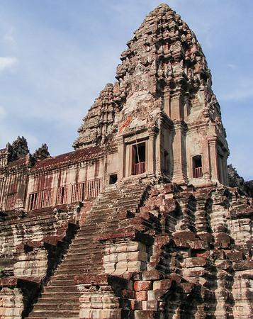 Jane L ~ Angkor Wat