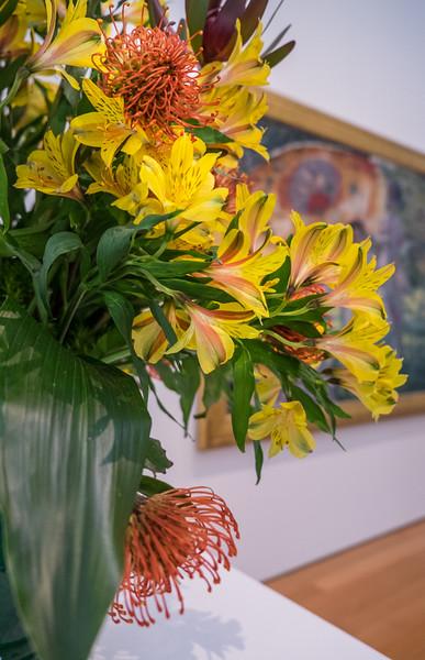 Flowers-A-Gisela Danielson-Art in Bloom, Parasol