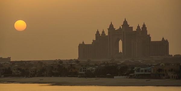 Jackie - Dusk in Dubai