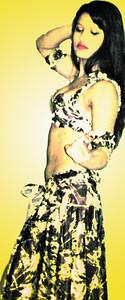Janet Phillips Indian Dancer
