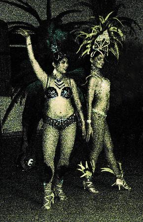 Janet Phillips Showgirls